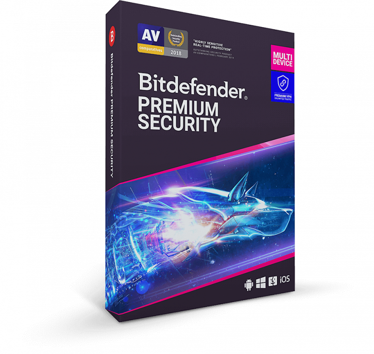 Bitdefender Premium Security – monitahoinen tietoturvallisuusohjelmisto